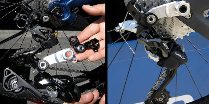 DERAILLEUR HANGER-MUST HAVE MOUNTAIN BIKING EQUIPMENT