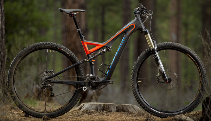 TYPES OF MOUNTAIN BIKES - TRAIL MOUNTAIN BIKES
