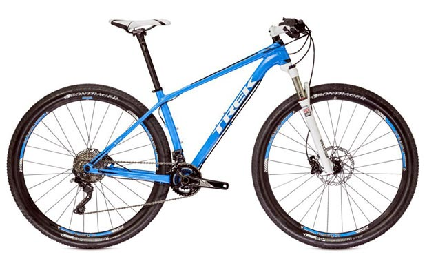 5 BEST HARDTAILE MOUNTAIN BIKES IN 2014 - TREK SUPERFLY 7