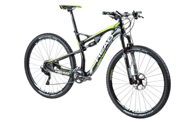 HEAD-BIKES - ADAPTEDGE CARBON - MTB