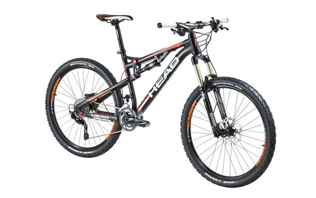 MTB HEAD-BIKES - ADAPTEDGE III