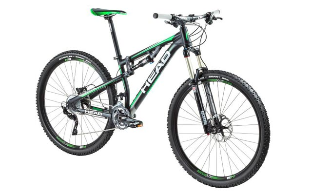 HEAD MOUNTAIN BIKES - ADAPTEDGE IV