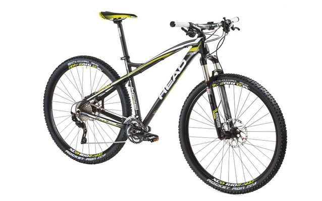 X RUBI IV - HEAD-BIKES - MOUNTAIN BIKES