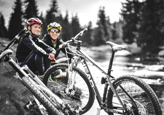 FAMILY MOUNTAIN BIKE HOLIDAY