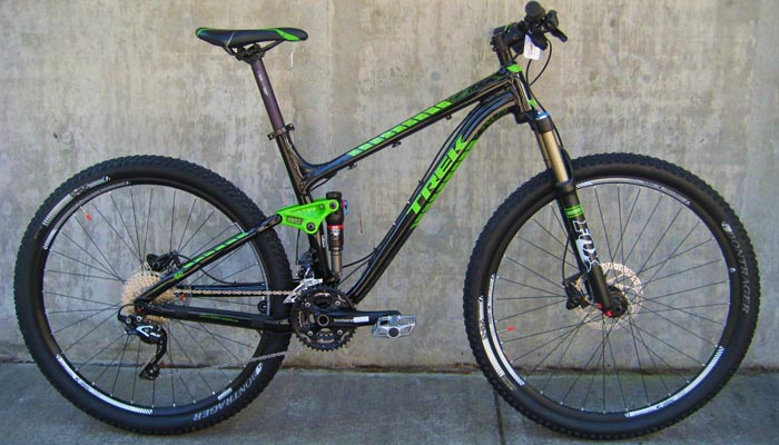Top 5 Cheap Full Suspension Trail Mountain Bikes