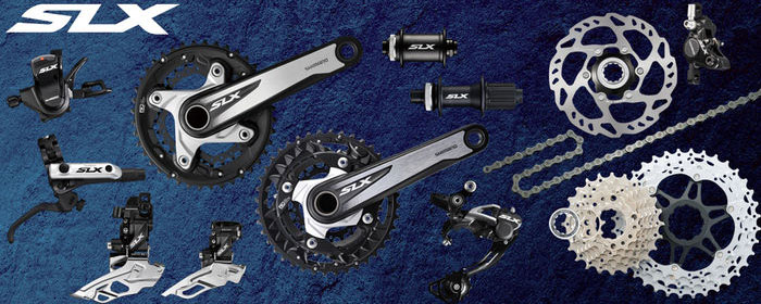 Mountain Bike Groupsets - MTB Treks