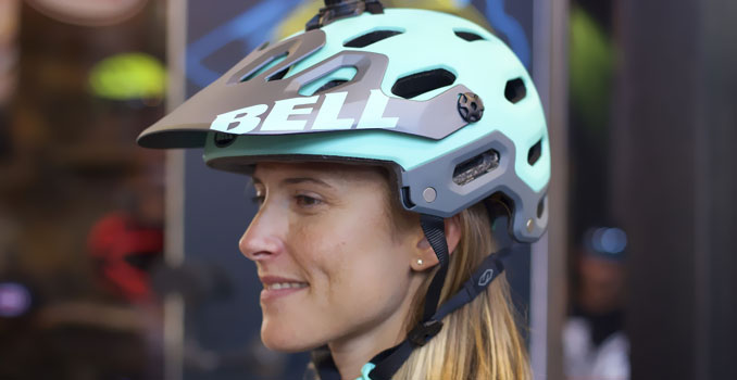 OPEN FACE ENDURO MOUNTAIN BIKE HELMETS