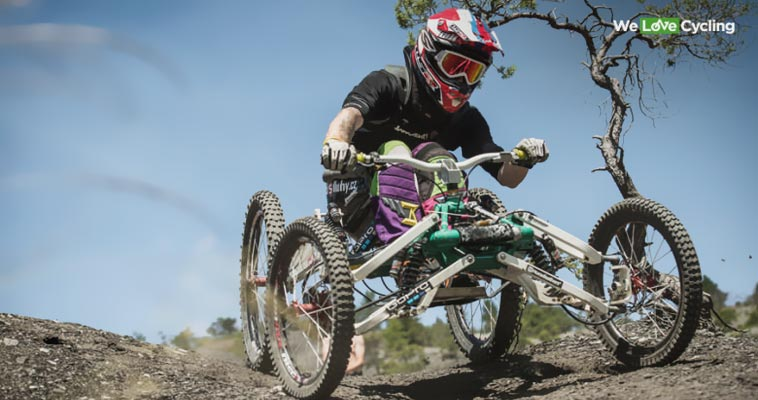 On One Bikes >> NOTHING WILL STOP ME - MOUNTAIN BIKE QUAD