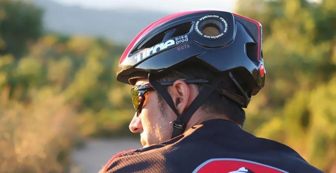 CROSS COUNTRY MTB HELMET