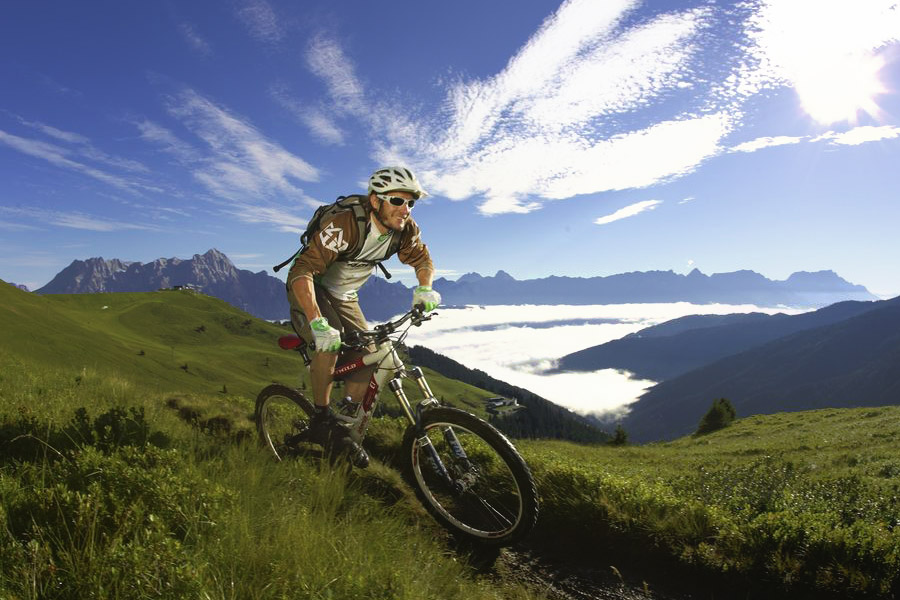 Mountain Biking Holidays In Europe - Austria