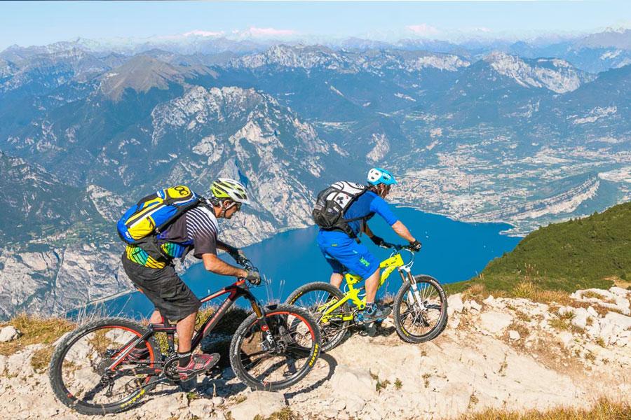 Mountain Biking Holidays - Italy