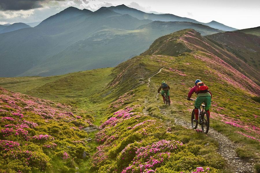 Mountain Biking Holidays In Europe - Romania