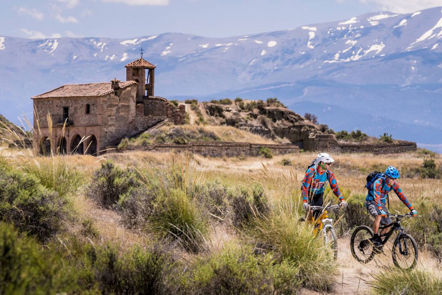 Mountain Biking Holidays In Europe - Spain