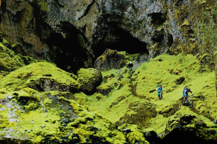 Mountain Biking Holidays - Iceland