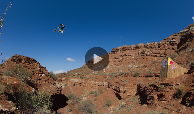 NEAR DEATH EXPERIENCES - Tom Van Steenbergen Red Bull crash