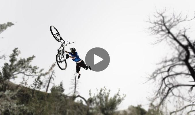 Steve Romaniuk MTB Near Death Experience